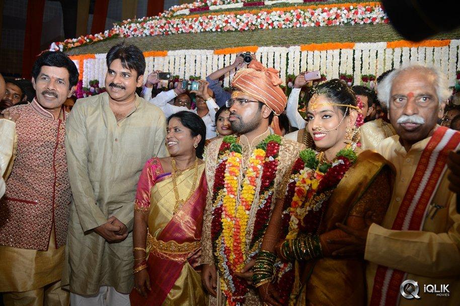 Pawan deedwaniya wedding