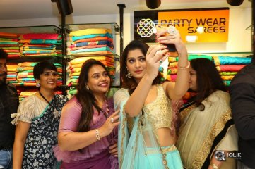 Payal Rajput Inaugurates KLM 8th Fashion Mall at Suchitra Photos
