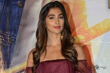 Pooja Hegde Saakshyam Movie Press Meet