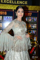 Pooja Hegde at Sakshi Excellence Awards Stills