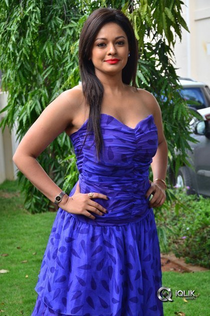 Pooja Kumar At PSV Garuda Vega Movie Teaser Launch