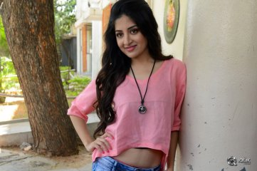 Poonam Kaur at Attack Movie Audio Launch