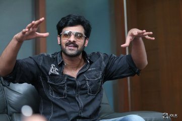 Prabhas Interview About Baahubali Movie