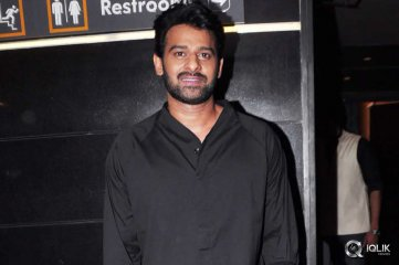 Prabhas at Baahubali Movie Trailer Launch In Mumbai