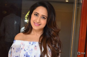 Pragya Jaiswal At Nakshatram Movie Teaser Launch
