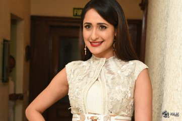 Pragya Jaiswal at Gunturodu Movie Audio Launch