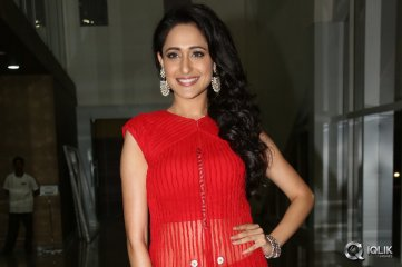 Pragya Jaiswal at Mirchi Lanti Kurradu Movie Audio Launch