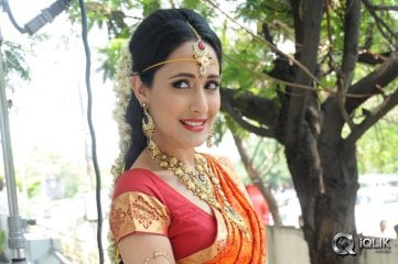Pragya Jaiswal at Mirchi Lanti Kurradu Press Meet