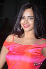 Pujitha Ponnada At Darshakudu Movie Audio Launch