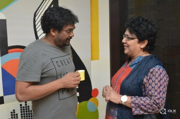 Puri Jagannadh Appreciates Vaishakham Movie Songs