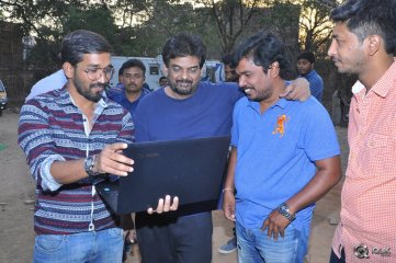 Puri Jagannadh Launched Kobbari Matta Movie First Song