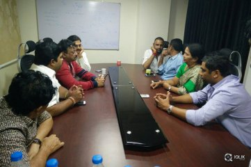 RGV Meeting With Vangaveeti Family