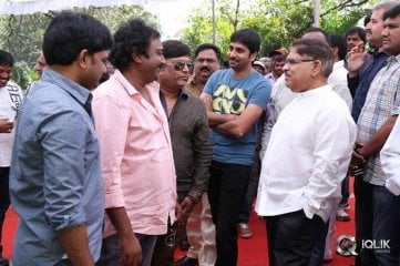 Raadha Movie Opening