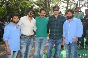 Racha Rambola Movie Opening