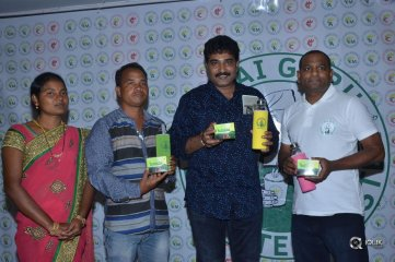 Rajeev Kanakala Launches Chai Guru Herbal Tea Master Product