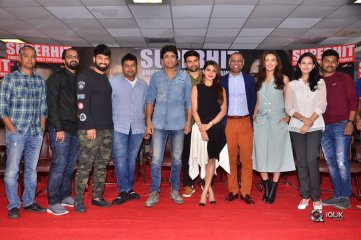 Raju Gari Gadhi 2 Movie Success Meet
