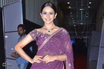 Rakul Preet At Jaya Janaki Nayaka Movie Audio Launch