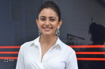Rakul Preet At Jaya Janaki Nayaka Movie Grand Release Press Meet