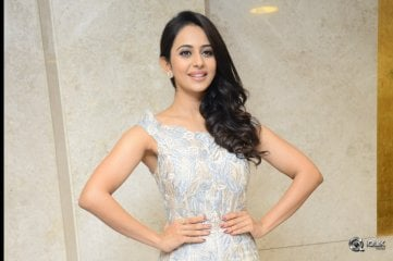 Rakul Preet At Khakee Movie Audio Launch