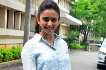 Rakul Preet Singh at Jaya Janaki Nayaka Movie Logo Launch
