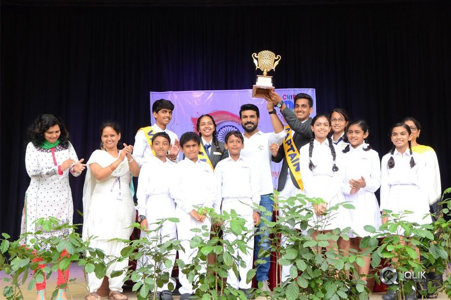 Ram-Charan-Celebrates-Independence-Day-In-Chirec-School