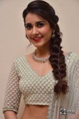 Rashi Khanna At Jai Lava Kusa Movie Theatrical Trailer Launch