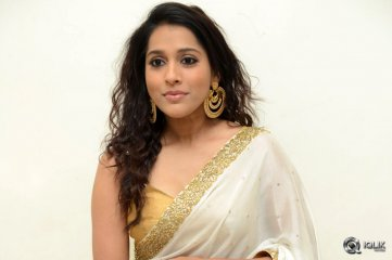 Rashmi Gautam at Guntur Talkies Movie Audio Launch