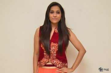 Rashmi Gautam at Guntur Talkies Movie First Look Launch
