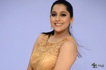 Rashmi Gautam at Guntur Talkies Movie Trailer Launch