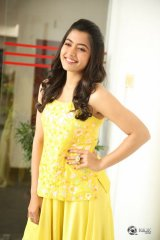 Rashmika Mandanna at Bheeshma Movie Interview