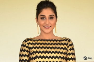 Regina Cassandra At Nakshatram Movie Teaser Launch