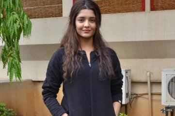 Ritika Singh at Guru Movie Success Meet