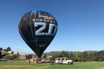 Robo 2 0 Hot Air Balloon Promotion