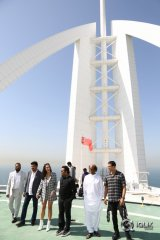 Robo 2 0 Movie Team At Dubai