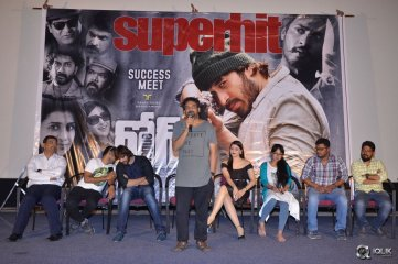 Rogue Movie Success Meet