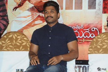 Rudramadevi Movie Success Meet