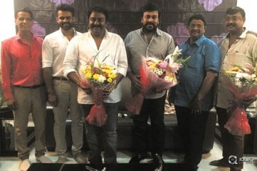 Sai Dharam Tej And VV Vinayak New Movie Opening