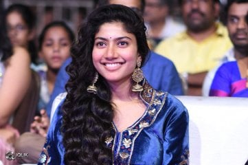 Sai Pallavi At Fidaa Movie Audio Launch