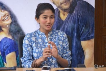 Sai Pallavi Interview About Fidaa Movie