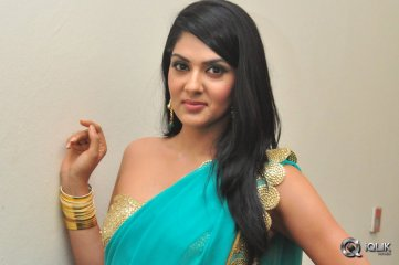 Sakshi Chowdary at James Bond Movie Audio Launch
