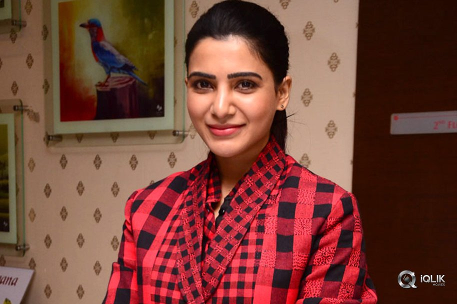 Samantha Akkineni New Photos
