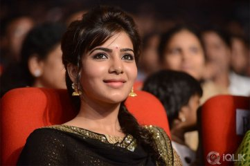 Samantha-at-Attarintiki-Daredi-Audio-Release