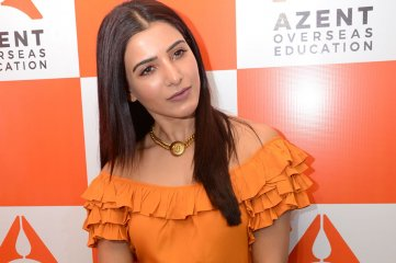 Samantha at Azent Overses Education
