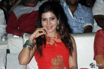 Samantha-at-Lovers-Movie-Audio-Launch
