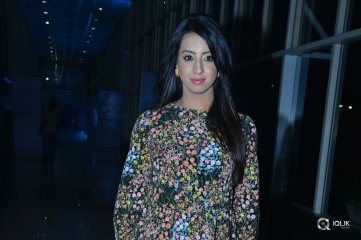 Sanjjanaa At Rogue Movie Audio Launch