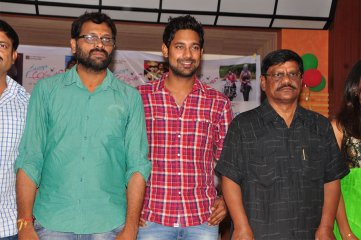 Saradaga Ammaitho Press Meet