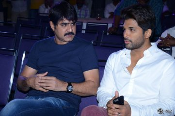 Sarrainodu Movie Success Meet