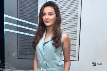 Seerat Kapoor At Raju Gari Gadhi 2 Movie Success Meet