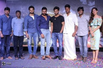 Shamanthakamani Movie Grand Release Event