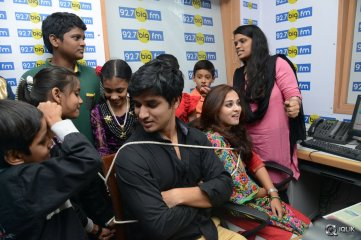 Shankarabharanam Movie Team at Big FM